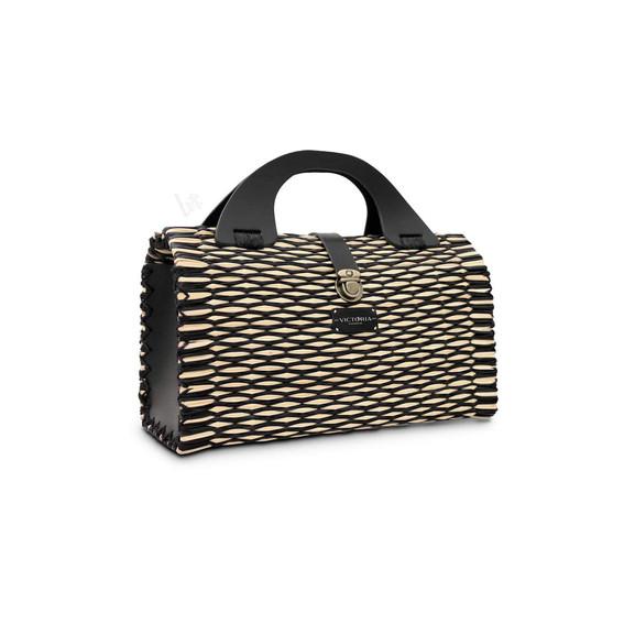 Vicky Basket Bag