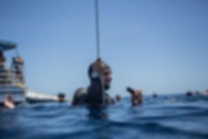 Gauthier Ghilain - Freedive Dubrovnik, Freedive Costa Rica