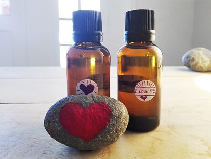 "The Empower Yourself Project - ""I Love Me"" Healing Oil"