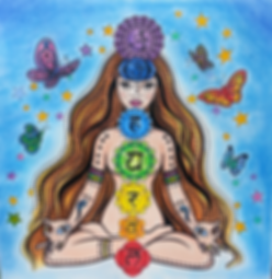 The Empower Yourself Project - Chakra Balance Healing Oil
