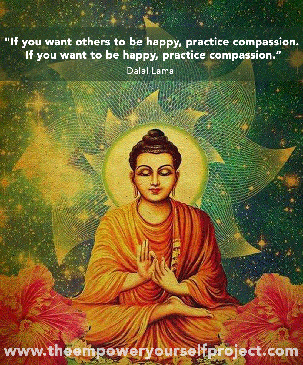 The Empower Yourself Project - Compassion