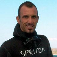 Gauthier Ghilain, freediving instructor