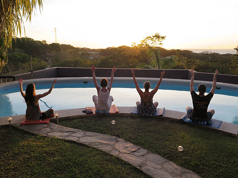 Patricia Vieira and The Empower Yourself Project - Reiki Level 2 Course Retreat, Tamarindo, Costa Rica