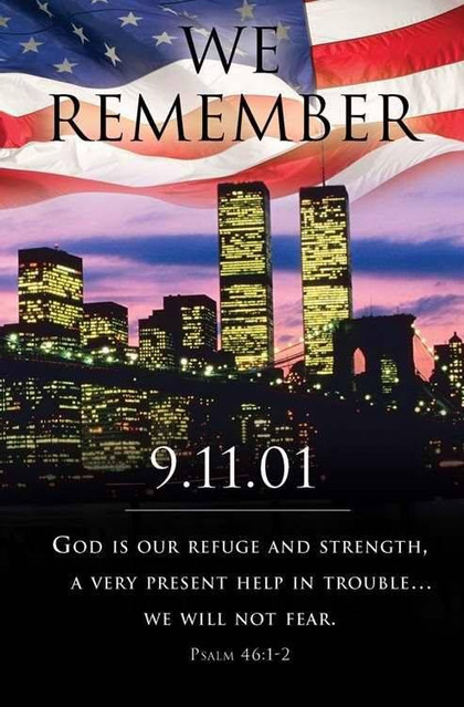 9-11-01....A Day of Prayer and Remembrance