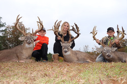 Texas Whitetail Hunting At It's Best