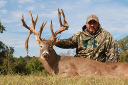 Texas Whitetail Deer Hunting