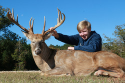 Texas Trophy Whitetail Hunts