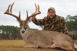 Texas Trophy Whitetail Hunting