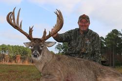"211"" BC Texas Trophy Whitetail"