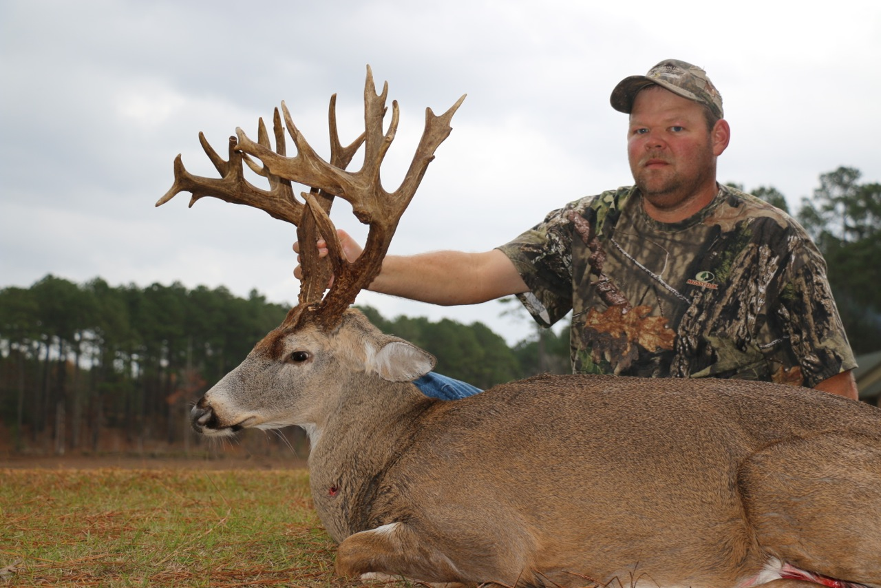 Texas Trophy Whitetail Deer Hunting