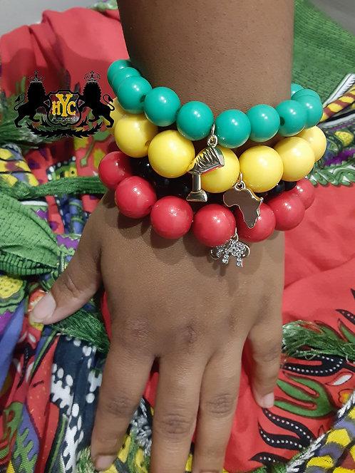 Take Me Home 4pc Bracelet Set