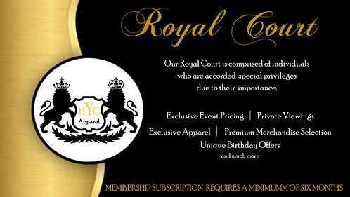 Royal Court Membership