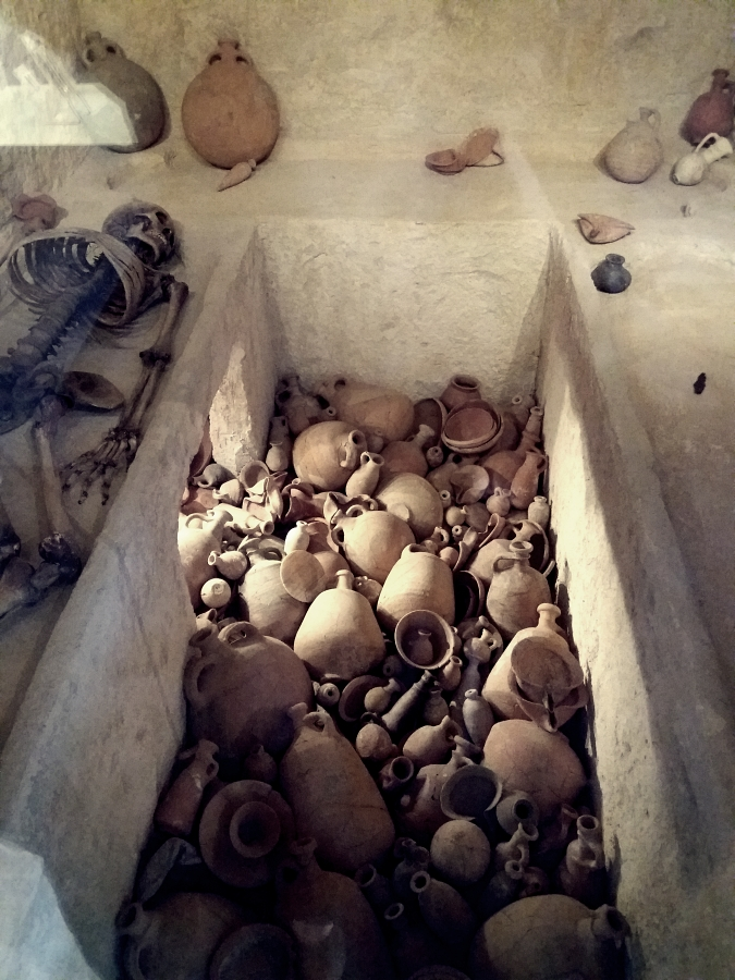 Tomb Reconstruction