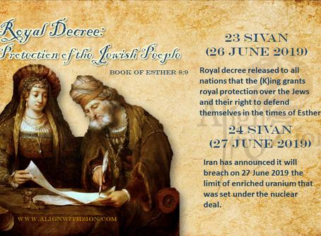An Eternal Royal Decree