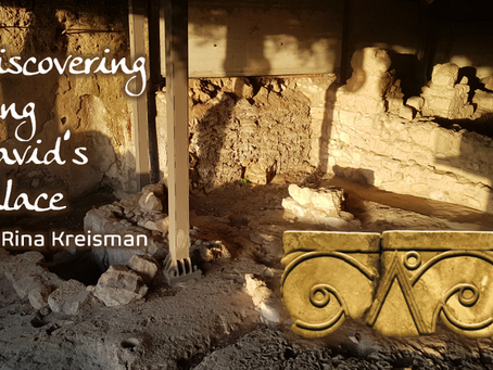 Discovering King David's Palace