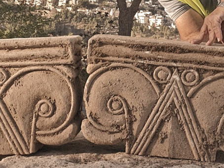Magnificent and rare remains of a royal structure from the time of the Kings of Judah discovered