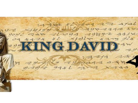 A King After G-d's Heart