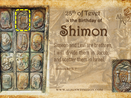 Birthday of Shimon