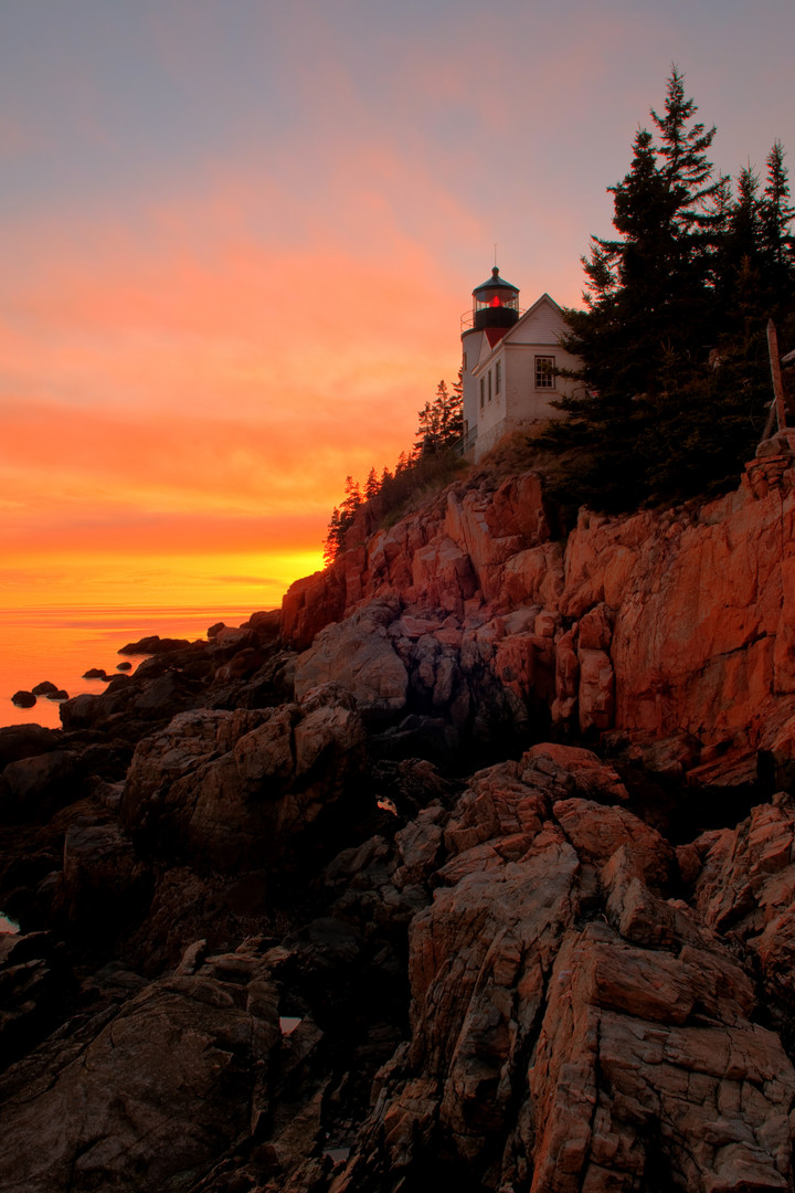 Bar Harbor Lighthouse