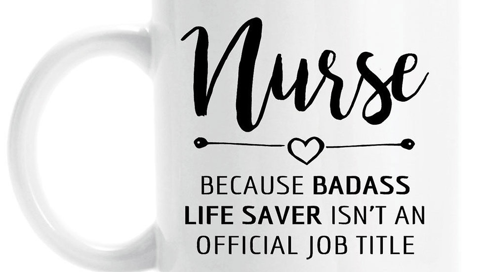 Nurse Graduation Gift Funny Nurses Coffee Mug