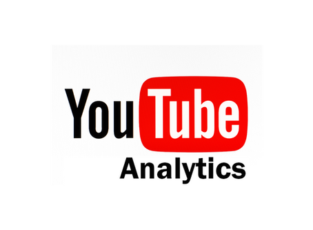 YouTube Analytics Dashboard on your Digital Signs