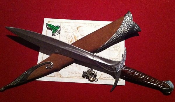 lord of the rings fantasy sword