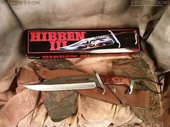 gil hibben knife used in the movie rambo III