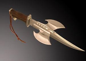 rambo III prototype knife from gil hibben