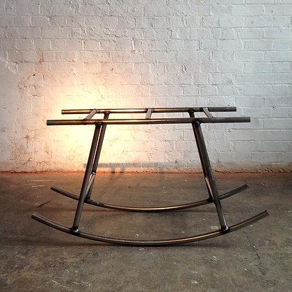 Rocking Steel Ladder