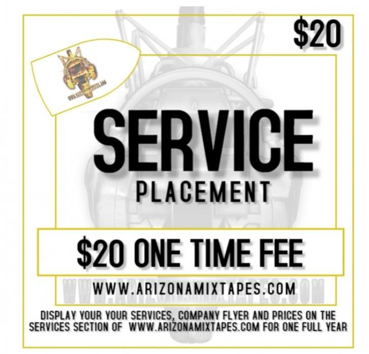 SERVICE PLACEMENT