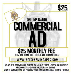 COMMERCIAL AD