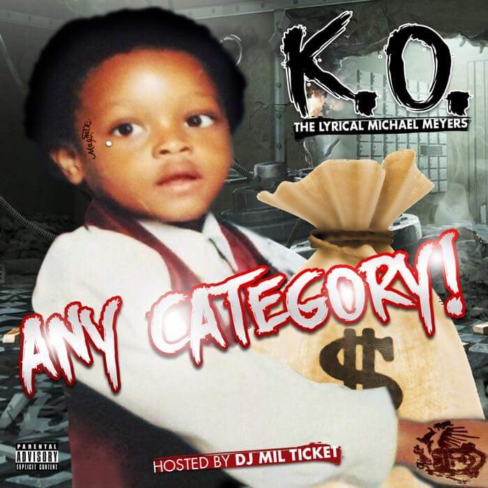 K.O. THE LYRICIAL MICHEAL MYERS