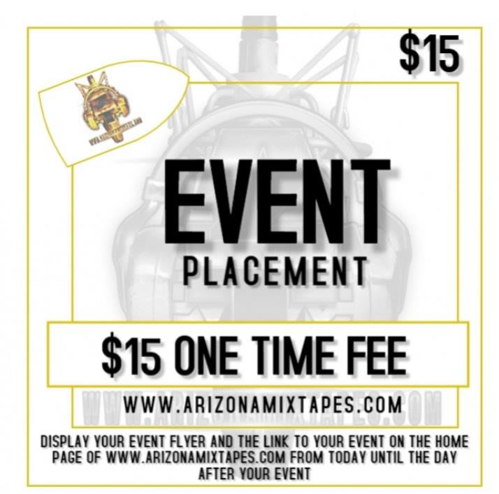 EVENT PLACEMENT