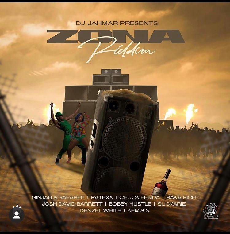 DJ JAHMAR / ZONA RIDDIM