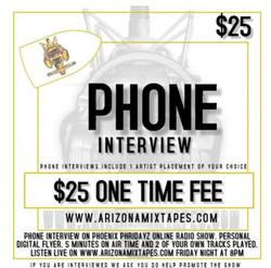 PHONE INTERVIEW