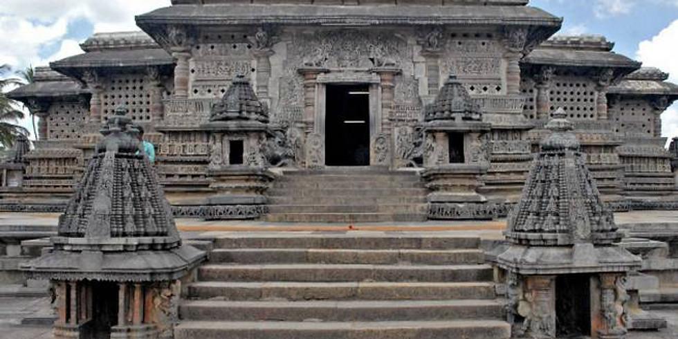 *Shravanabelagola, Belur & Halibid*