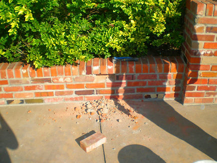 Minor Masonry Repair No Job Too Small
