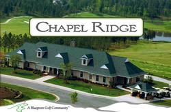 Chapel Ridge G.C., Pittsboro, NC
