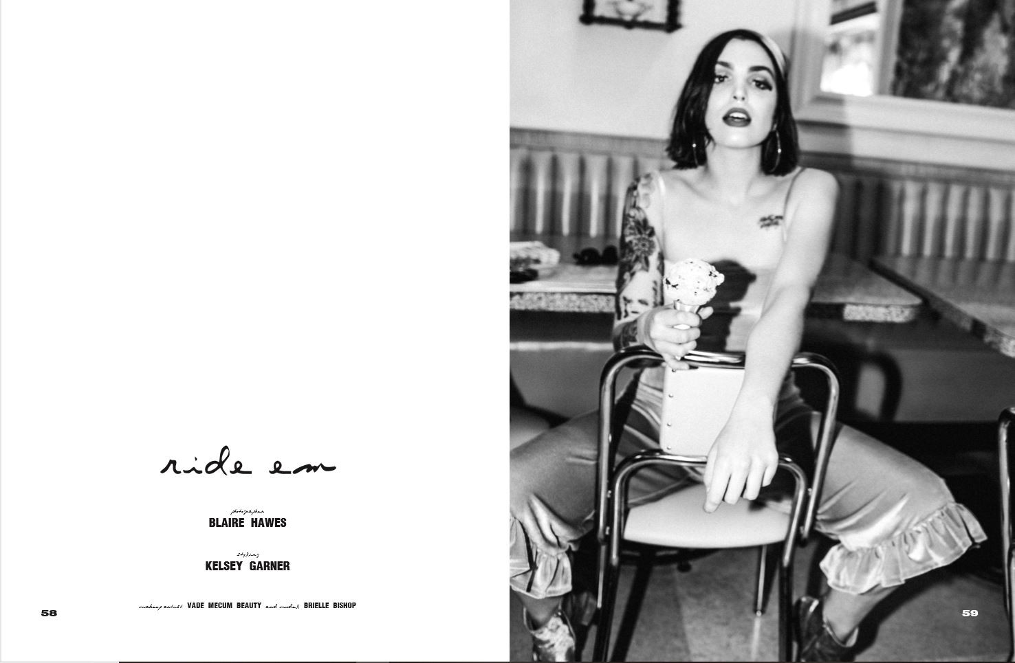 RIDE EM | LYUN Mag ISSUE 2