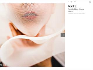 Vogue Italia.