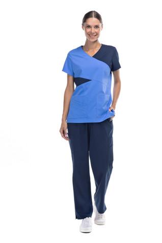 Pijama qurúrgica dama en combinación