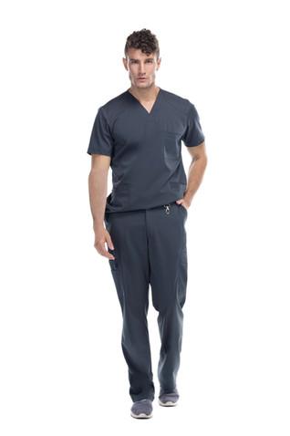Pijama quirúrgica caballero oxford
