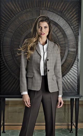 Saco y pantalón dama