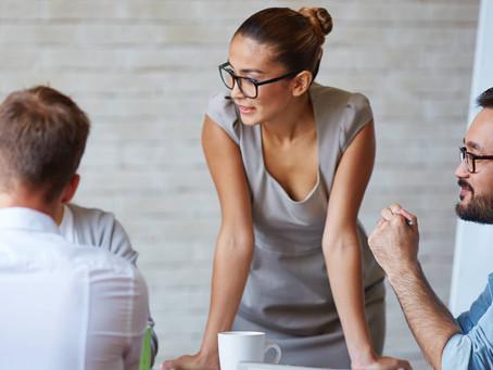 Las tres Reglas para el ejecutivo comercial