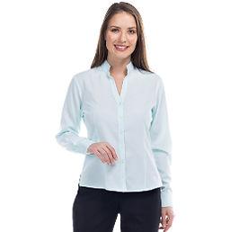 Blusa Para Dama Azul Aqua