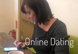 Der Dating-Typ öffnet