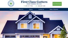 First Class Gutters