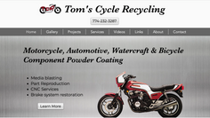 Tom's Cycle Recycling