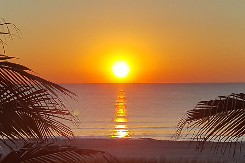 Cloudless Delray Sunrise