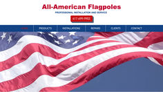 All-American Flagpoles